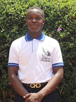 Hon. Agwer Gideon Deputy Editor in Chief-min