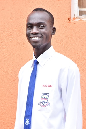 Hon. Witual Dak Mut Head Boy 2018-2019